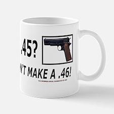 WHY_A_45 Mug