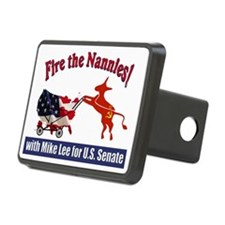 Fire The Nannies with Mike Hitch Cover