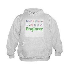 When I Grow Up Engineer Hoodie
