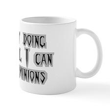 Until I can afford minions Small Mug