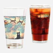 lulu cal Trailing clouds of magic Drinking Glass