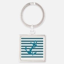 anchorr Square Keychain