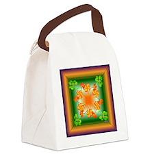 SPRINGTRF-2. Canvas Lunch Bag