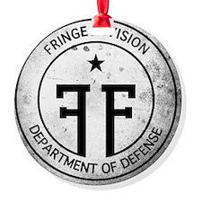 Fringe Division Logo-NO BG2 Ornament