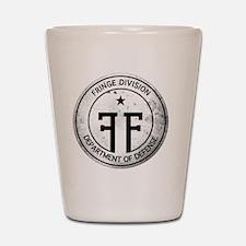Fringe Division Logo-NO BG2 Shot Glass