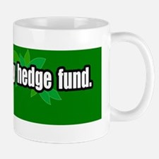 Garden-Hedge-Fund-Bumper-Sticker Mug