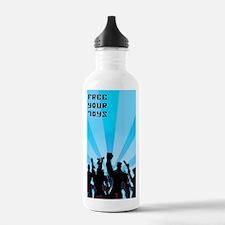 freeyourtoyslong3a Water Bottle
