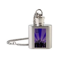 freeyourtoyslong4a Flask Necklace