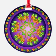 SPRING FLOWER. Ornament