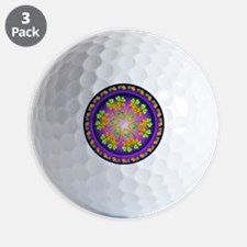 SPRING FLOWER. Golf Ball