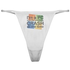 PCcrash Classic Thong