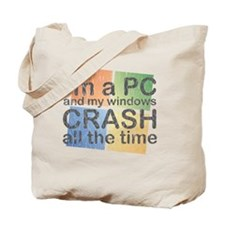 PCcrash Tote Bag