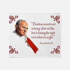 PJPII_Freedom_12x9 Throw Blanket