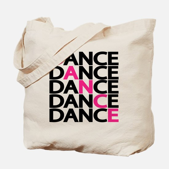 dance-times-five-2-color Tote Bag