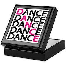 dance-times-five-2-color Keepsake Box