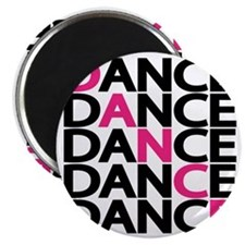 dance-times-five-2-color Magnet