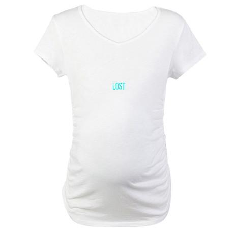 Lost Names -dk Maternity T-Shirt