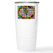 CladdaghPinLogo g Travel Coffee Mug
