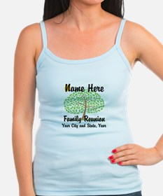 Customizable Family Reunion Tree Tank Top