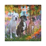 Boxer dog Queen Duvet Covers