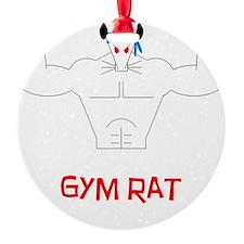 GymRat2 Ornament