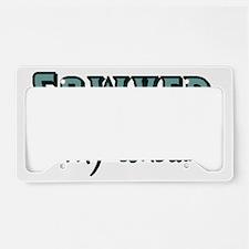 sawyerconstant License Plate Holder