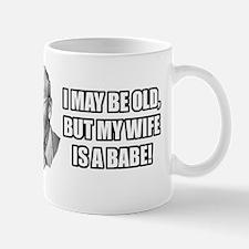I_May_Be_Old Mug