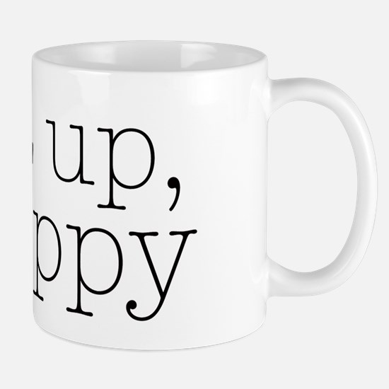 Shut Up Hippy Mug