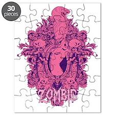 Zombie Girl 2 Puzzle