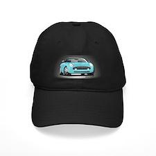 02 05_T_Bird_Front_Blue Baseball Hat