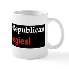 aaaaaaconservativerepno zappd Mug
