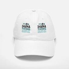 Dharma Thing Mug Baseball Baseball Cap