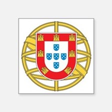 "portugal5 Square Sticker 3"" x 3"""