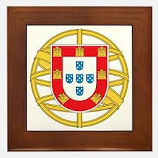 portugal5 Framed Tile