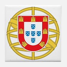 portugal5 Tile Coaster