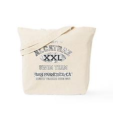 alcatraz dark Tote Bag