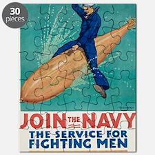 1917WWINavyRecruitingPoster Puzzle