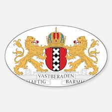 amsterdam_city_coa1 Decal