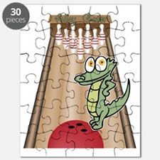 alleygator Puzzle