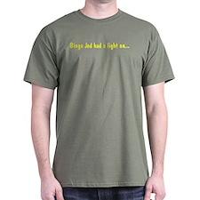 Bingo Jed T-Shirt