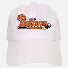 Believe Orange BLack Stick best Baseball Baseball Cap