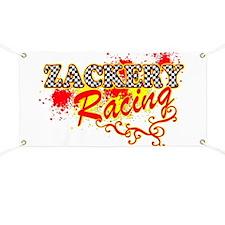 ZACKERY Banner