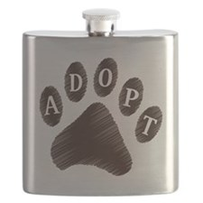 2-adopt claw Flask