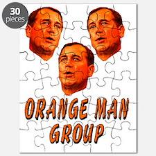 Orange man group3 Puzzle