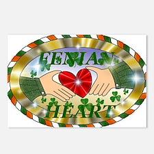 FENIAN HEART Postcards (Package of 8)