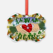 FENIAN HEART Ornament