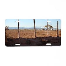 The Navajo Nation 094 Aluminum License Plate