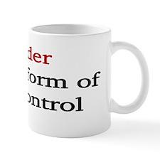 murder bumper light Mug