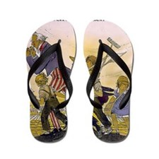 Maginel Wright Barney 1919 Flip Flops