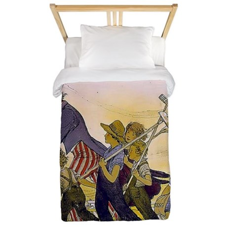 Maginel Wright Barney 1919 Twin Duvet